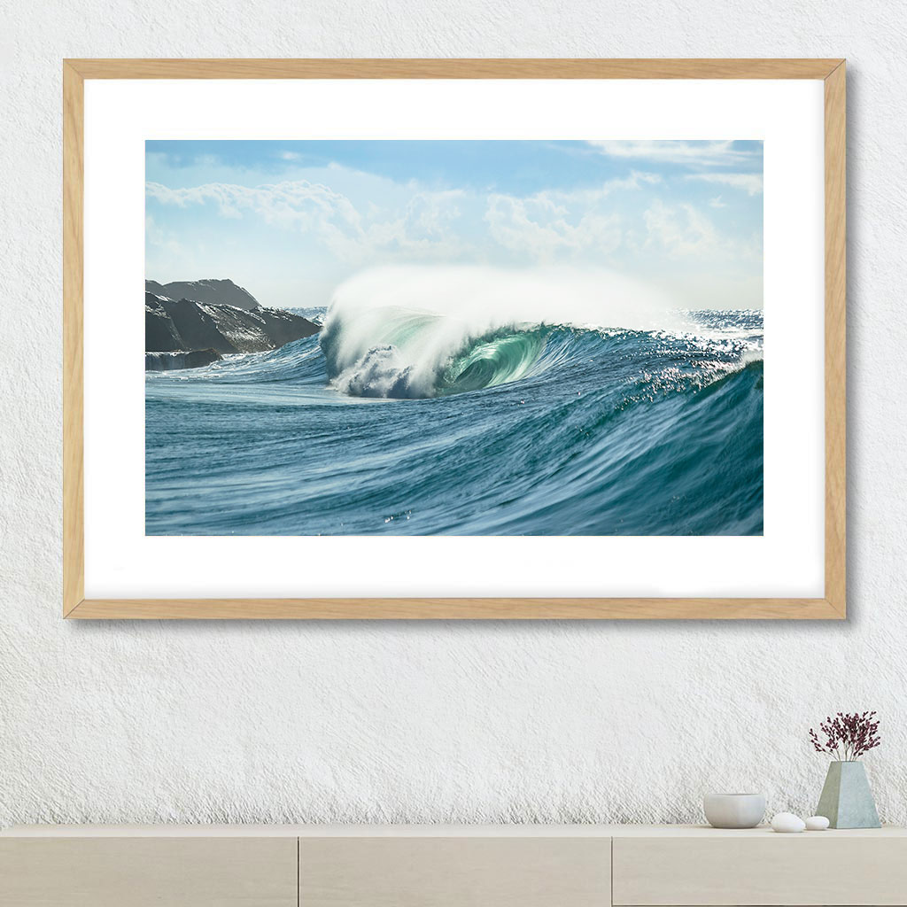 Forster Wave Photography