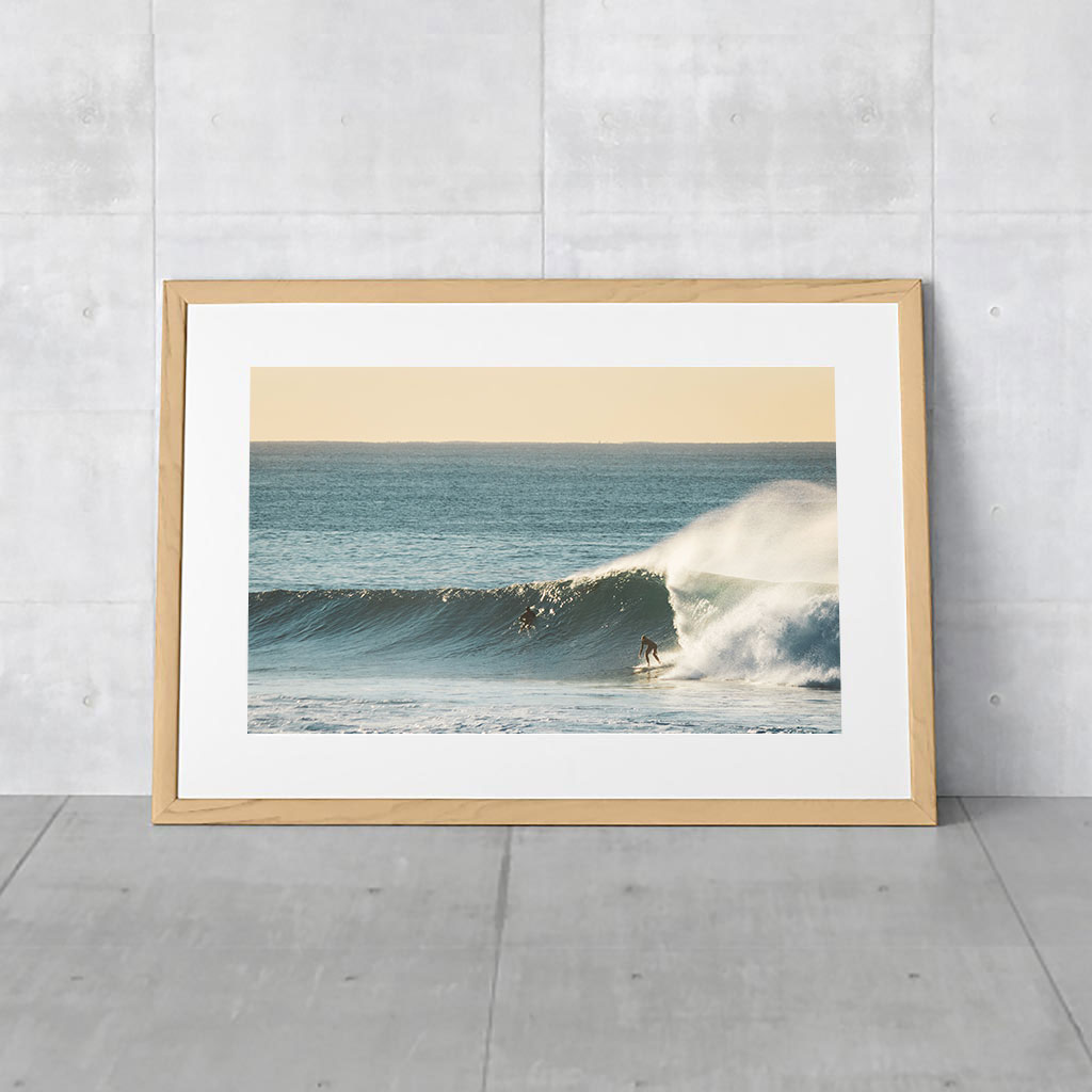 Newcastle Wave Photography
