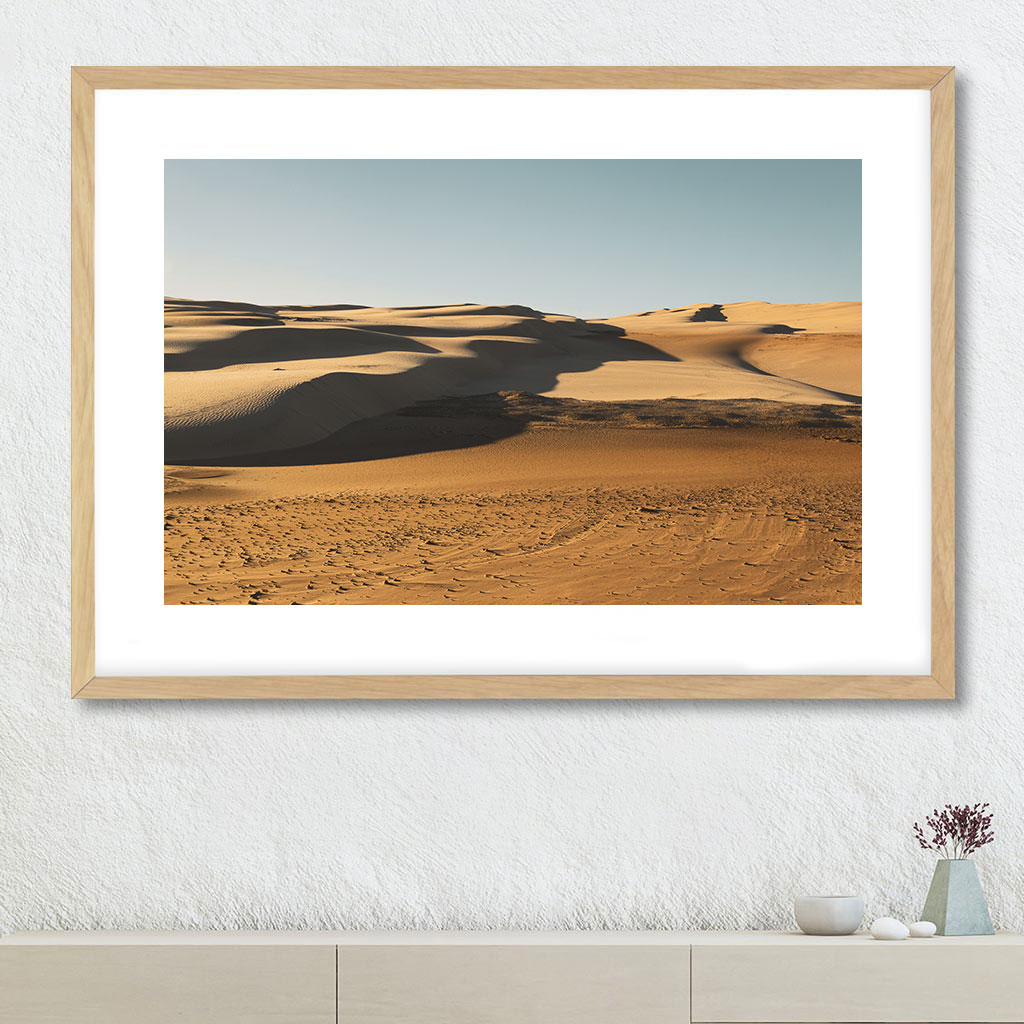 Stockton Sand Dunes Photography