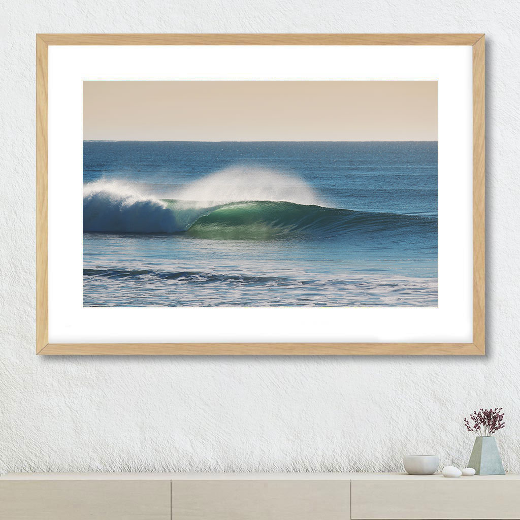 Australia Wave Photography