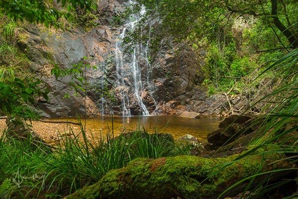 Finding Waterfalls Near Port Macquarie