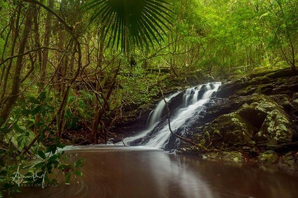 Wang Wauk Hidden Waterfalls