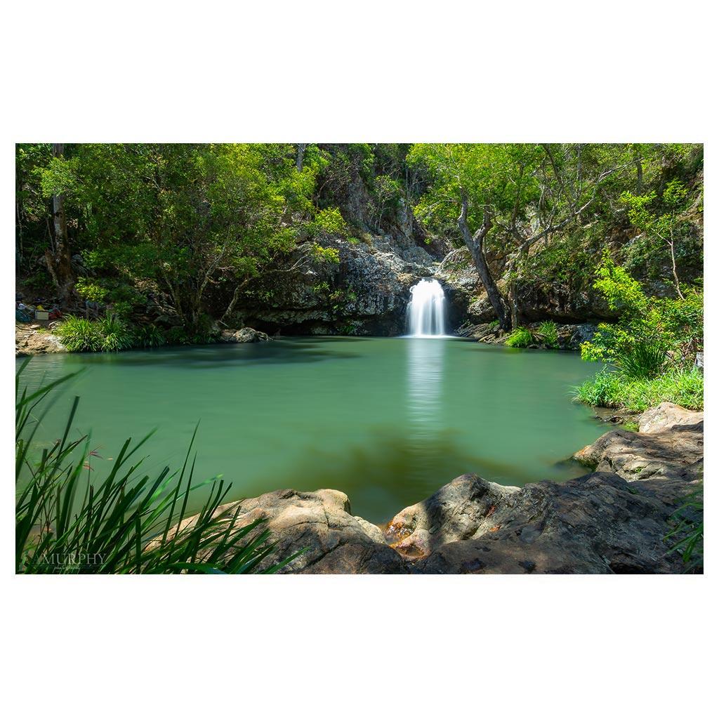 Queensland Waterfall Montville