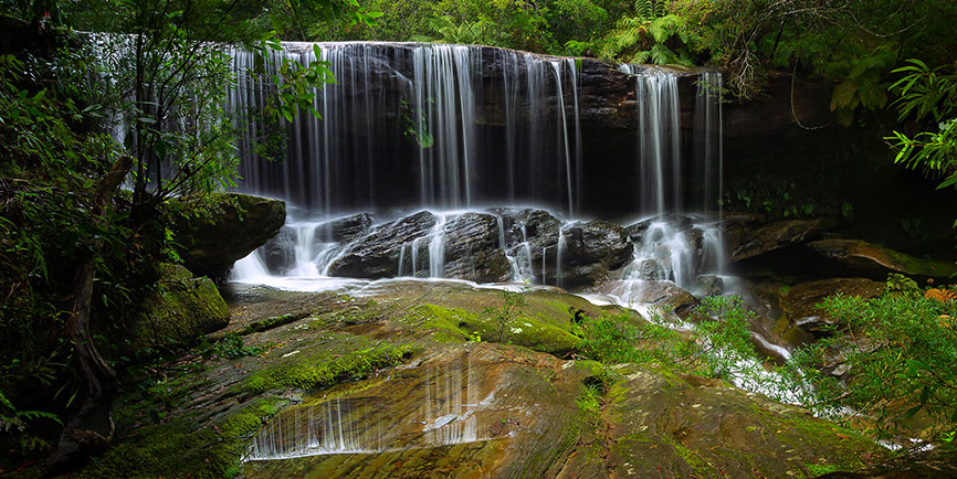 Somersby Falls, NSW Australia
