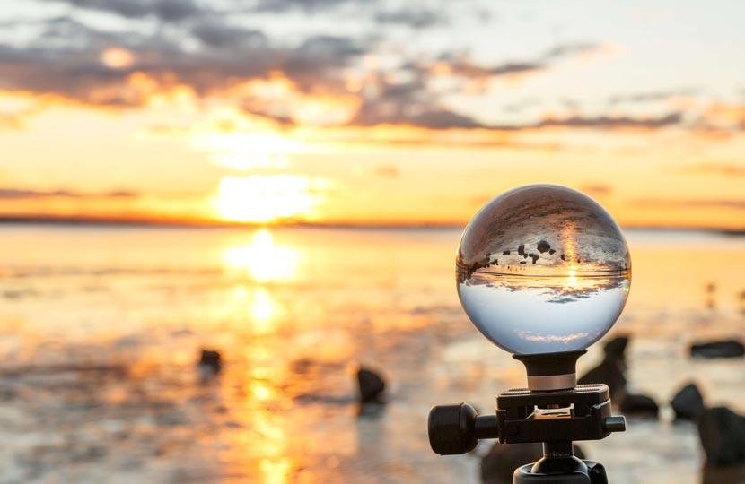 Lensball Photography in Australia