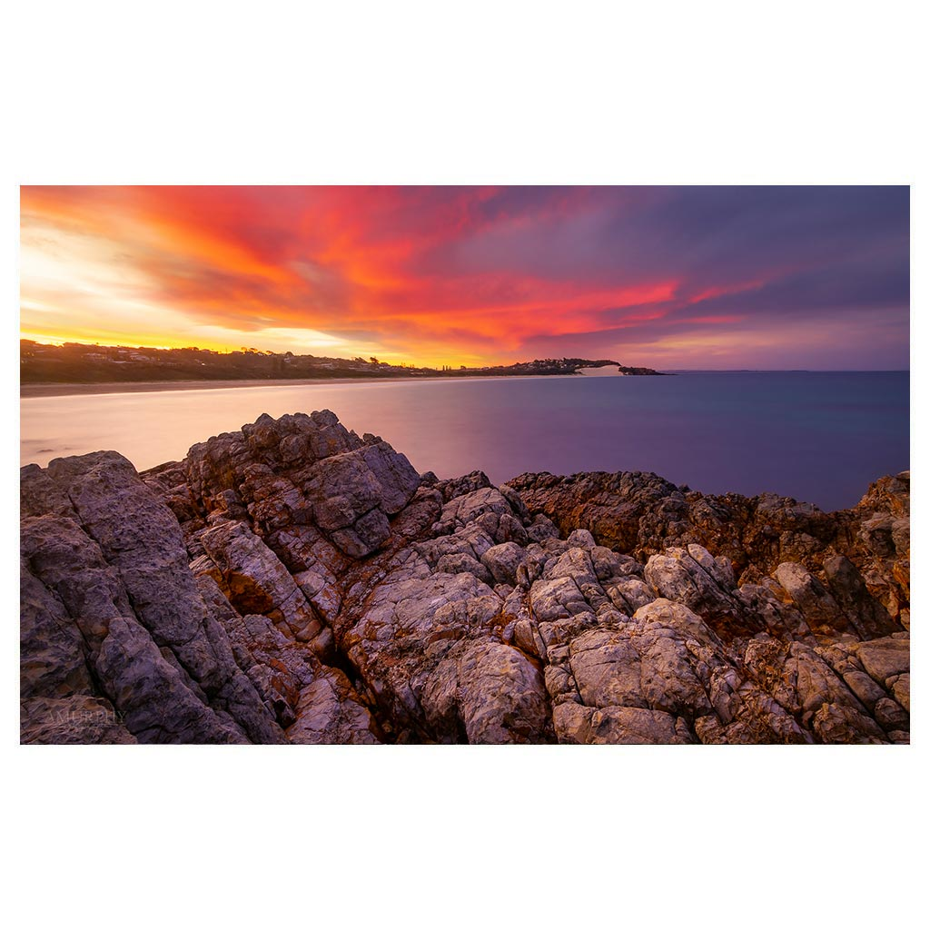 Forster Sunset Photo