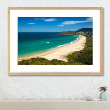 Boomerang Beach Landscape Photos