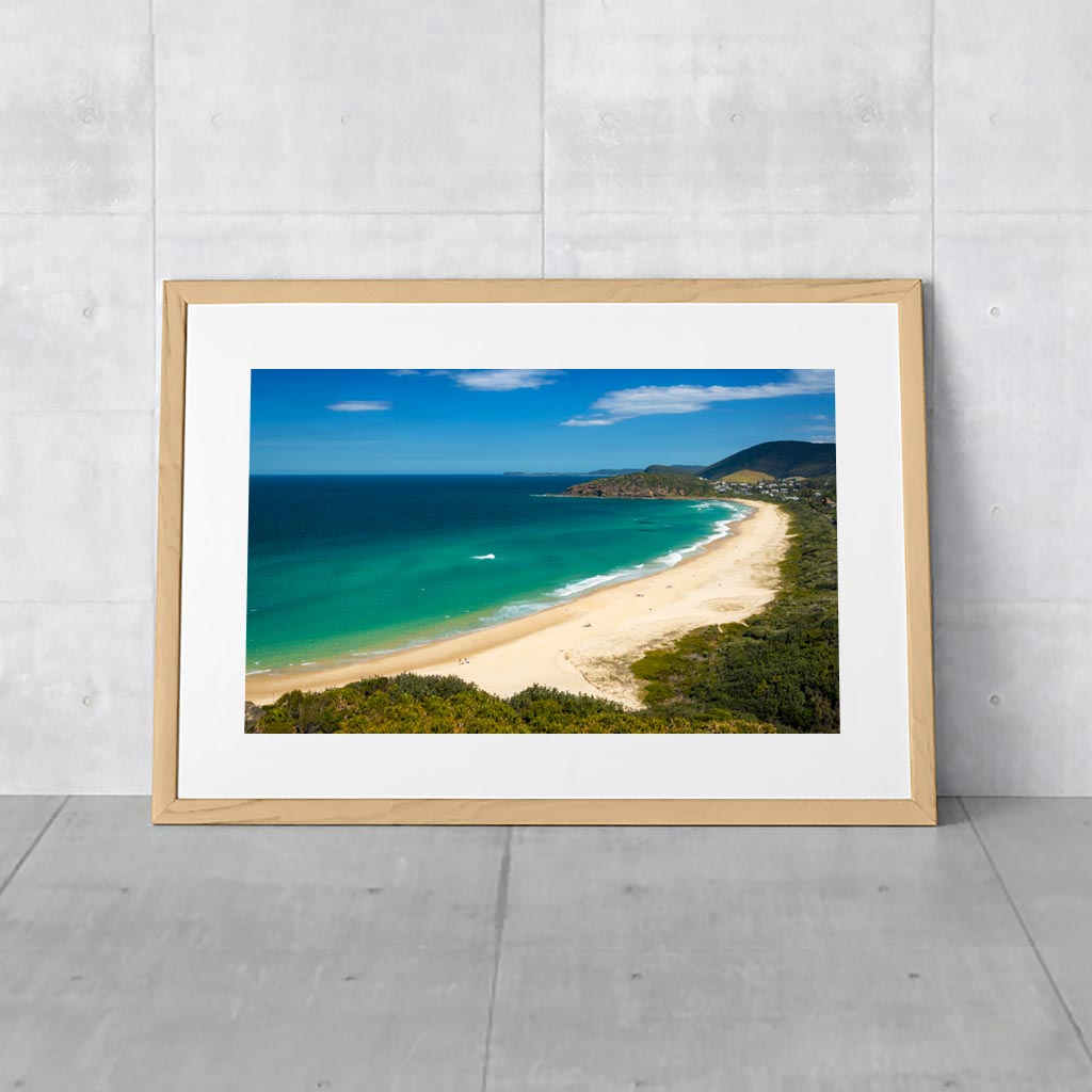 Boomerang Beach Landscape Photos
