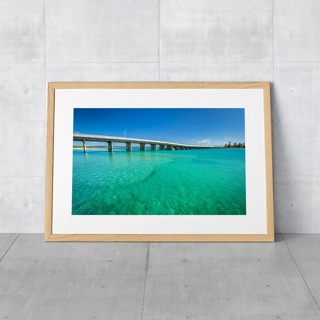Australian Landscape Photo - Wallis Lake