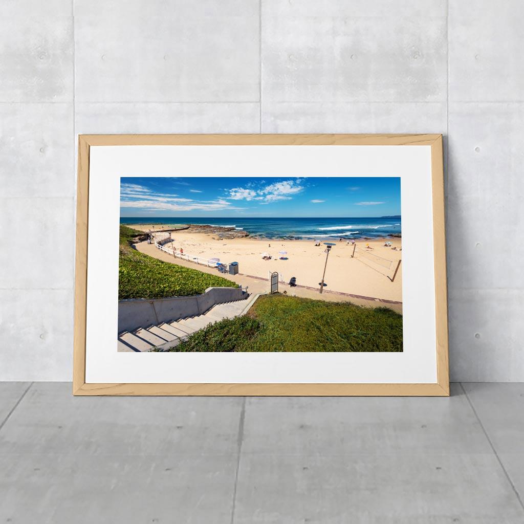 Newcastle Beach Photographs