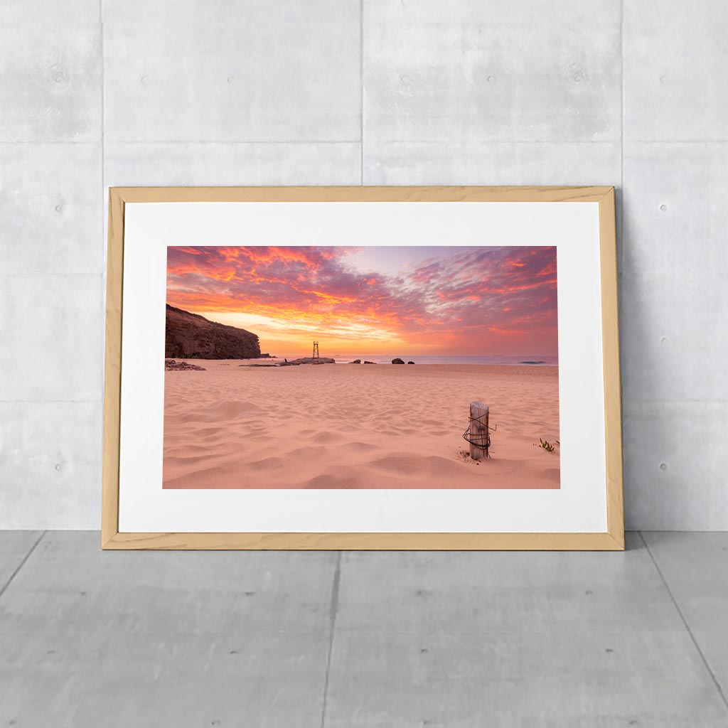Redhead Beach Landscape Photos
